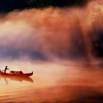 Dongting Lake, Hu Nan province