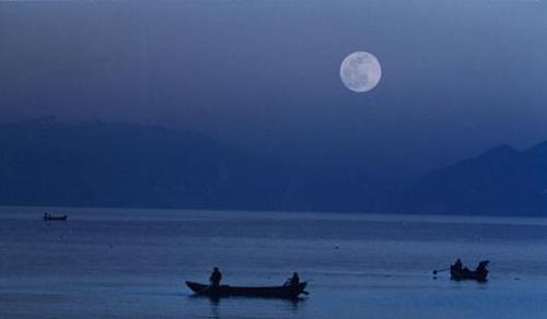 Erhai Lake, Dali, Yun Nan Province