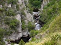 A Deep Creek Gorge