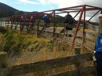 Stock bridge