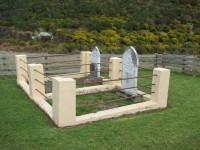Grave. (Bill pic).
