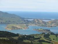Portobello from Mt Kettle (Bill pic)