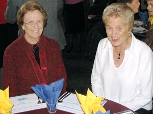 Joan C and Margaret S