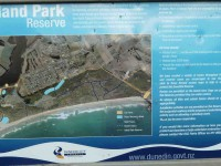 Island Park Reserve Notice
