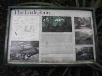 The Little Ruin. (John pic)
