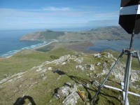 4 Allans Beach, & Hoopers Inlet from Mt. Charles. (Ken pic and caption)