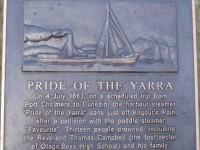 Yarra. (John pic)