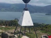 Harbour Cone trig. (Margreet pic.)