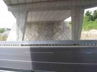 Close-up of bridge design. (John pic)