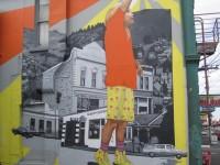 Street Art work. (John pic)