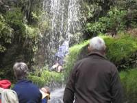 Exiting Falls. (John pic)