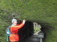 Hobbit entrance. (Liz pic.)