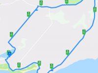 P.Route map, courtest Hhil.)194