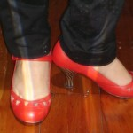 The Mary Janes that started it...